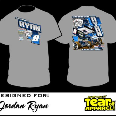 Jordan Ryan Racing T-Shirt